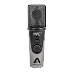 apogee mic plus for voice-over