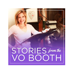 stories from the vo booth