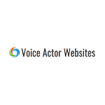 voice actor websites